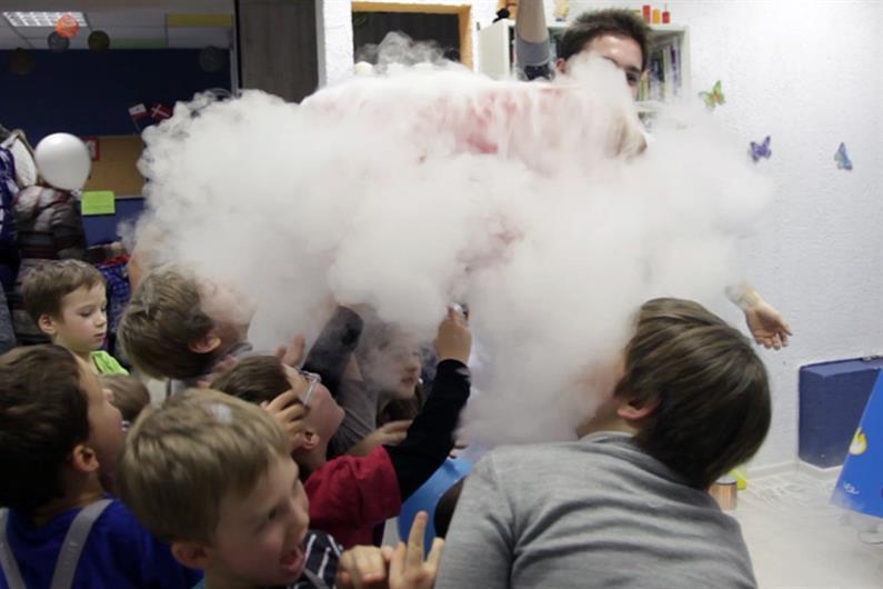 Туман атакует